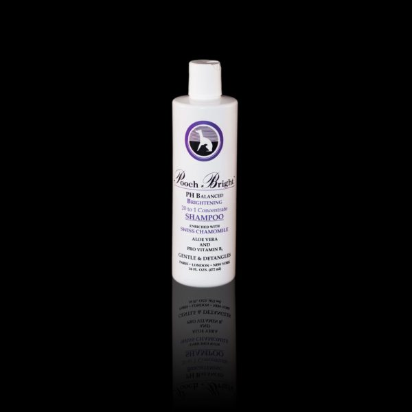 Pooch Bright Shampoo | Dog Whitening Shampoo