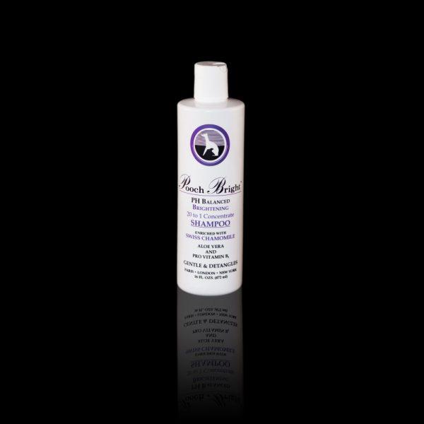 Pooch Bright Shampoo | Dog Whitening Shampoo
